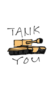 Tank You by Blocker226