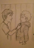 Daily doodle 8/14/15 by Marlin-Rae