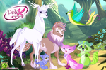 Winx: Delix Club Magic Pets by DragonShinyFlame