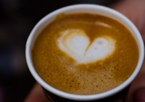 Coffee Love by mortenthoms