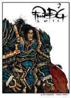 King Varian Wrynn by FranzDG