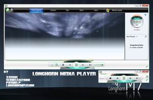 Longhorn W.Media Player by XceNiK