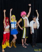 Fairy Tail! by OORR