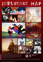Influence Map by Violet--Gypsy