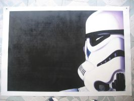 Star Wars Storm Trooper by benw99