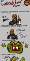 Ganondorf meme by Red-Flare