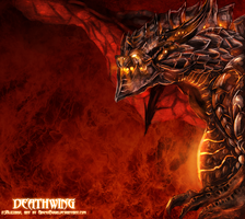 Deathwing by Deruuyo