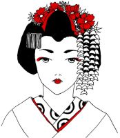 Maiko by FifetyDaftCow