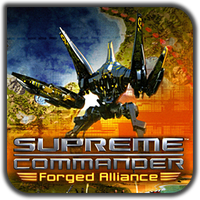 Supreme Commander: Forged Alliance by PirateMartin