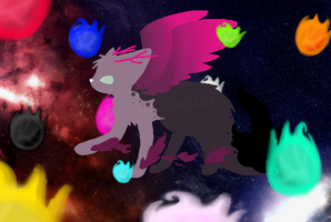 Into the void by Mademoiselle-Squeaky
