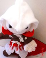 Assassin's Creed Ezio Sackboy by MuEnLi