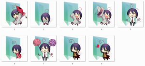 Mephisto Folder Icons by Ginokami6