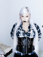 White Goth by MoonBirth