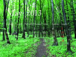 May 2013 by Goppo713