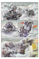 Dust Wars for Image comics 3 by Nezart