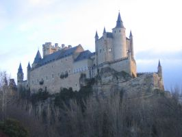 Alcazar de Segovia. SPAIN by rickko2001