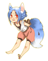 Chibi commission 16 by CookieHana