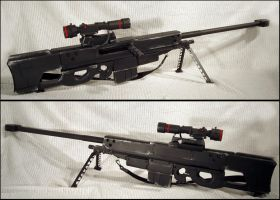 Anti Tank Rifle by DANQUISH