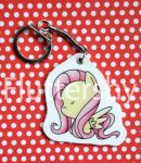 example  Fluttershy keychain by I-Am-Bleu