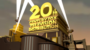 20th Century FOX Television Distribution (Proto) by Mobiantasael