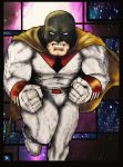 The Space Ghost by KrisOwrey