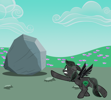 Tom Run Go Without Me by MLP-Scribbles