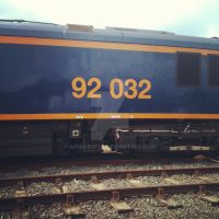 Only A Number... (RAILFEST 2012) by AferVentus