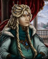 Prince Nathan d'Yion by Lienwyn
