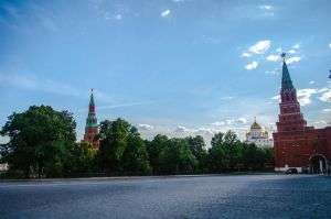 Towers and Church by vera8m