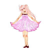 I tried to paint in MyPaint haha owo by Emiko-suu