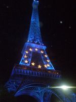 Eiffel Tower 2 by Haunting-Halcyon