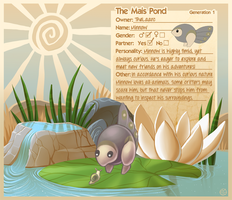 Minnow Reference Sheet by TheLaarc