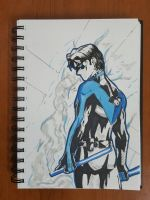 Day 89 Nightwing by TomatoStyles