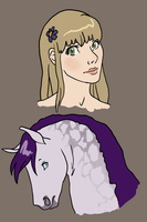 Avri and Sarah by dry-oasis