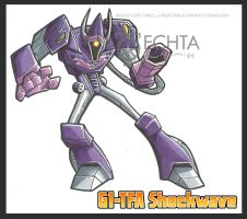 G1-TFA Shockwave Hybrid by Techta