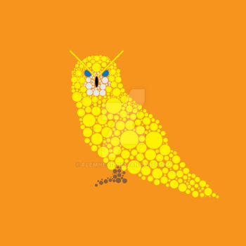 Owl #2 by Flemhead
