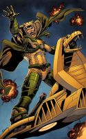 Serpentor by spidermanfan2099