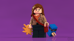 LEGO Doctor Who - Clara Oswald by Concore