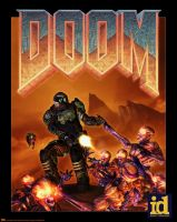 DooM Cover Art Remake by Berserker79