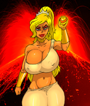 Eris Goddess of Chaos by 5ifty