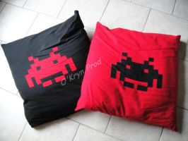 Pillows by MaxOKryn