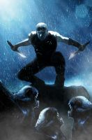 Riddick: The Dark Is Afraid Of Me by xenoprobe