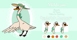 Swan Kingdom Contest Entry: Mildram by TheCupcake-Queen