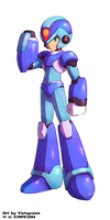Rockman X by Tomycase