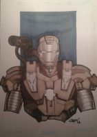 War machine by jorgecopo