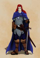Stelian the Justice bringer of Bahamut by CandyKappa