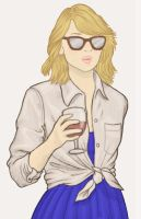 Wine and sunglasses by rachels89
