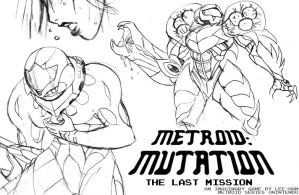 Metroid Mutation by Lee-Ham