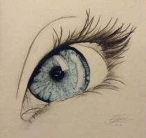 Eye Tryed Something New Colour JessicaOates by JessOates
