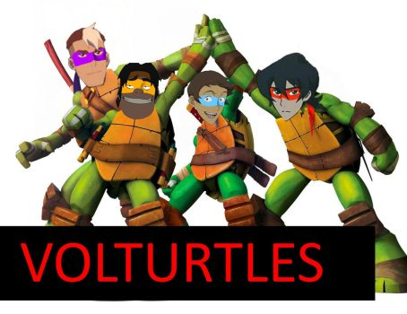 Volturtles by ZhakoLime